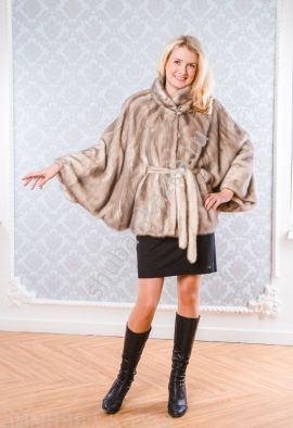 Куртка/полушубок, колотый лёд