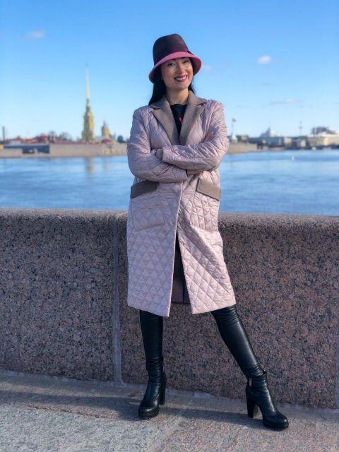 Куртка во французском стиле